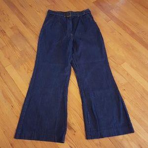 Jeanology Colection Dark Vintage Jeans Size 14T